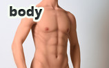 male type silicone doll body