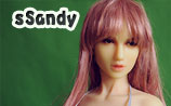 cartoon type 145cm doll small Sandy