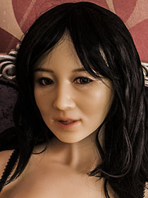sex doll face Serena 19