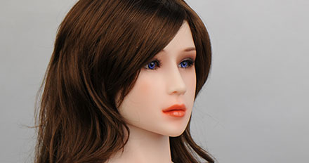 Hanna love doll head picture 3
