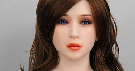 Hanna love doll head picture 5