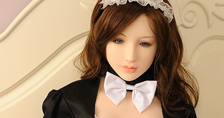 Helen love doll head picture 1