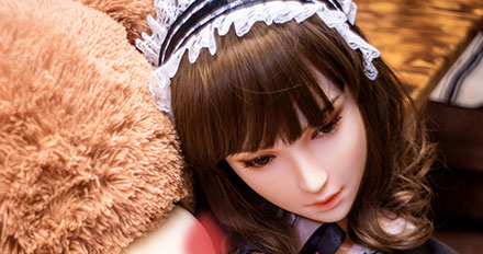 Alisa love doll head picture 2