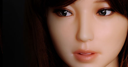 Alisa love doll head picture 1