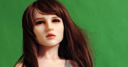 April love doll head picture 5
