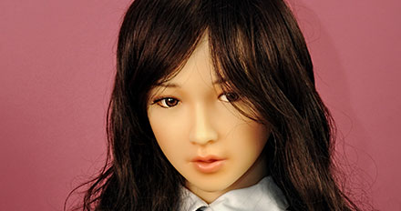 Jiayi love doll head picture 1