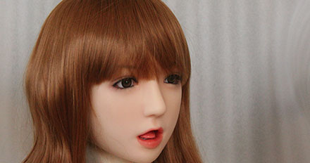 Kathy love doll head picture 1
