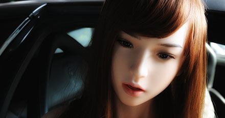 Kayla love doll head picture 4