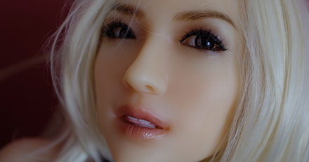 Lilith love doll head picture 2