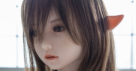 NinaE love doll head picture 2