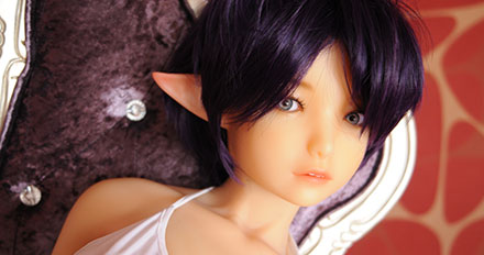 NinaE love doll head picture 1