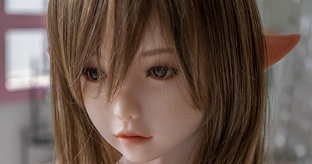 NinaE love doll head picture 5