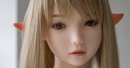 NinaE love doll head picture 0