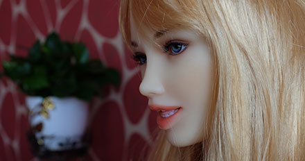 Penny love doll head picture 5