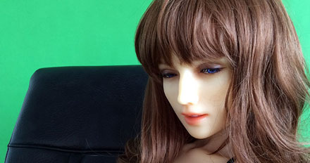 Ruby love doll head picture 2
