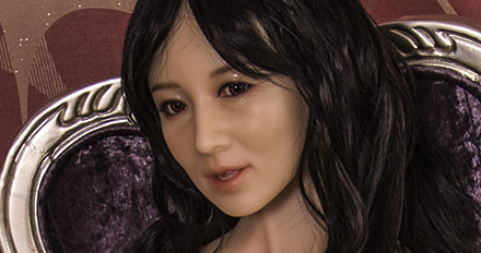 Serena love doll head picture 4