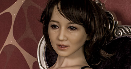 Serena love doll head picture 2