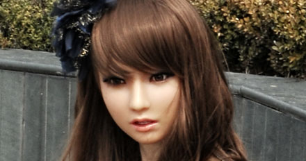 Thera love doll head picture 2