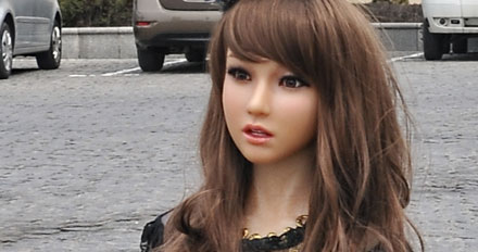Thera love doll head picture 5