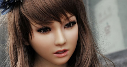 Thera love doll head picture 0