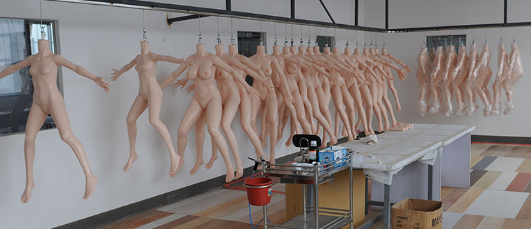 sex doll factory picture 10