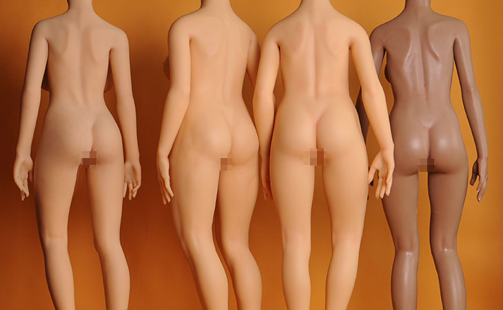145Plus, 158cm, 158Plus and 168Plus dolls compare