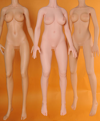DS 145cm, 158Plus and 168Plus dolls compare